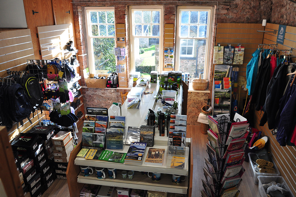 Camping and Walking Accessories - Eskdale Stores, Eskdale Valley
